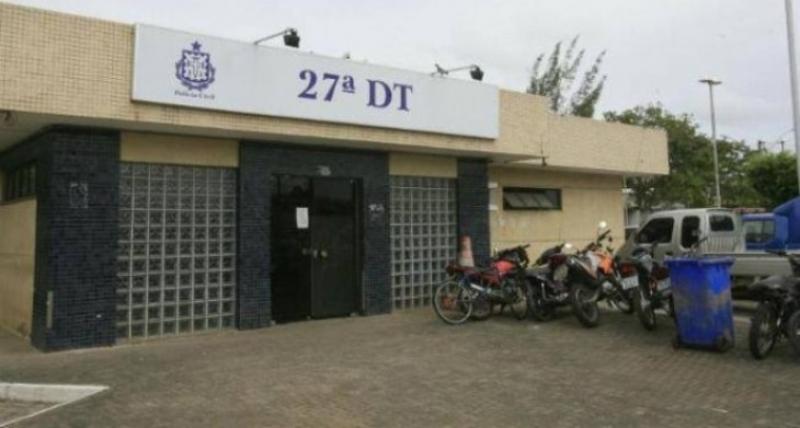 Crime é investigado pela 27ª DP em Lauro de Freitas. (Reprodução)