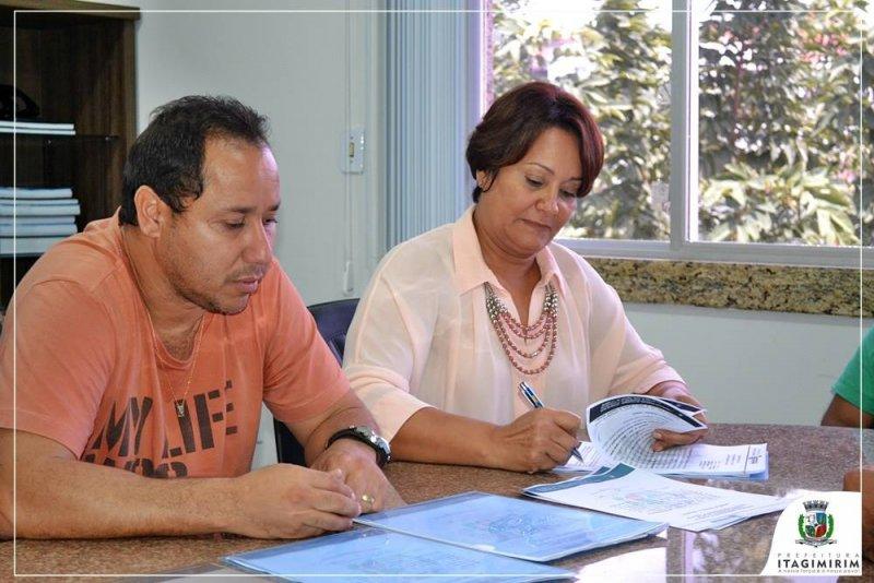 Devanir autorizou também o inicio imediato das obras de recuperação das estradas vicinais (ASCOM)