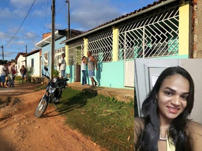 Casa possui grade e vítima dormia com a janela aberta. (Foto: Ubatã Notícias)