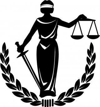 Deusa Themis, simbolo da Justiça (Foto: reprodução da internet)