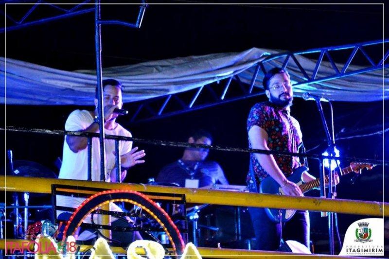 OMP, Patrulha do Samba e Singart 10 animaram a segunda noite (ASCOM)