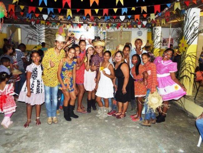 Alunos se divertiram muito com as apresentações. (Foto: Adson Oliveira/Rastro101)