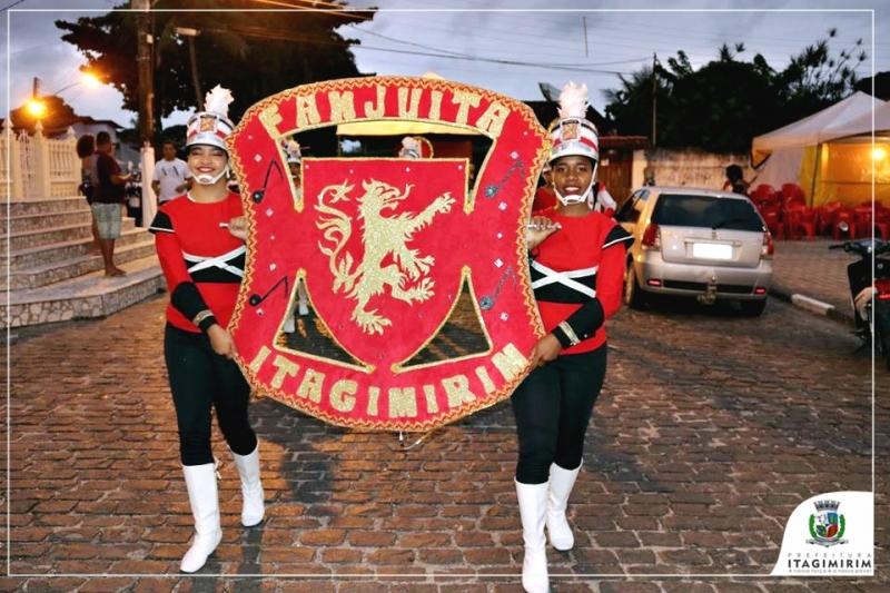O Festival de Fanfarras 2018 foi realizado na cidade de Canavieiras no último sábado 07/07. (Divulgação)