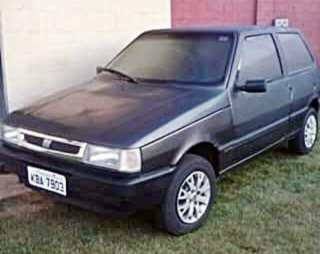Veículo foi furtado próximo ao hospital Ames em Eunápolis. (Foto: Divulgação)