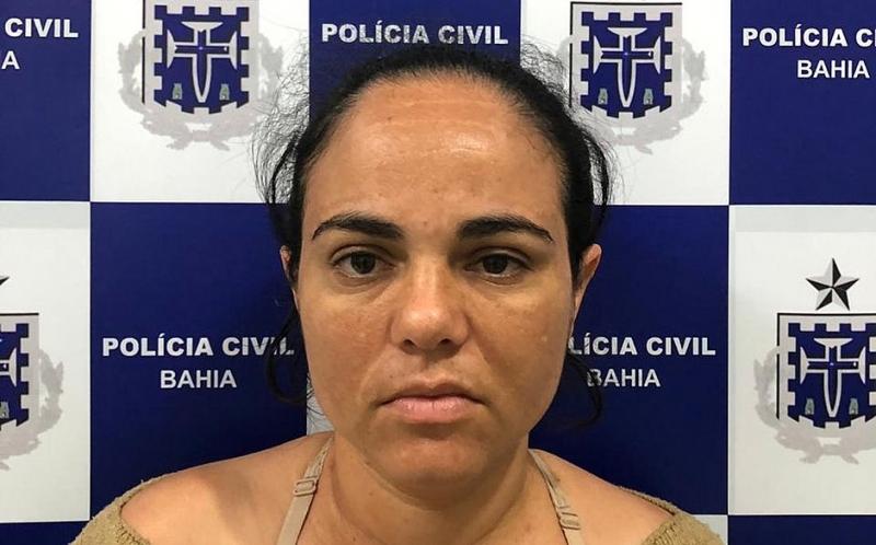 Mulher foi presa nesta quarta-feira, 28. (Divulgação/Polícia Civil)