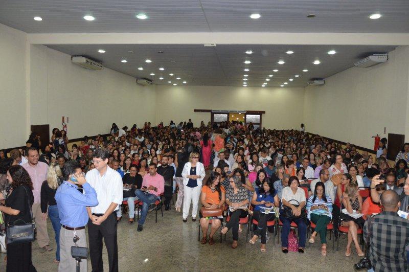 Cerca de 800 pessoas participaram do evento em Salvador (Undime/Ba)
