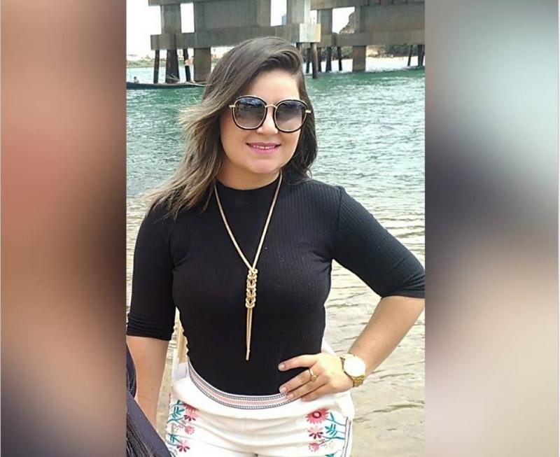 Elizangela não resistiu  aos ferimentos e morreu ainda no local do acidente. (Reprodução: Facebook)