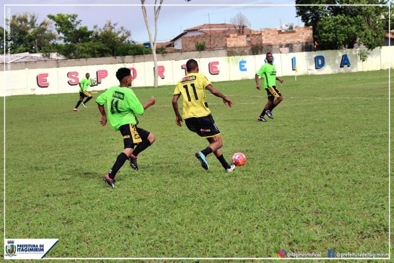 O próximo jogo da equipe de Itagimirim está marcado para o dia 26 de maio. (Ascom-Prefeitura de Itagimirim)