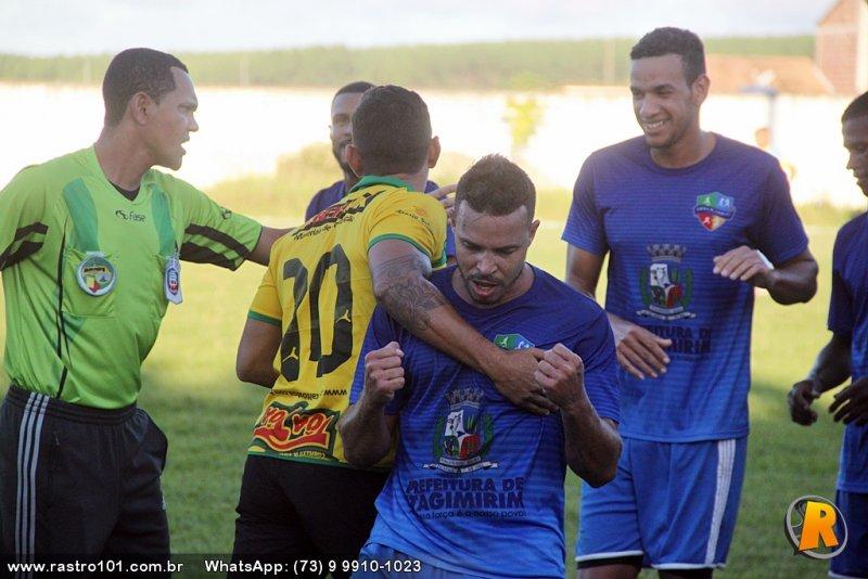 Os dois gols da partida foram marcados pelo camisa 9, Ramon (Rastro101)