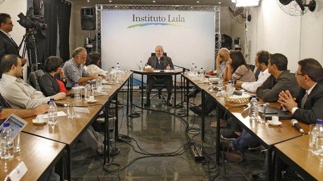 (Foto Instituto Lula)
