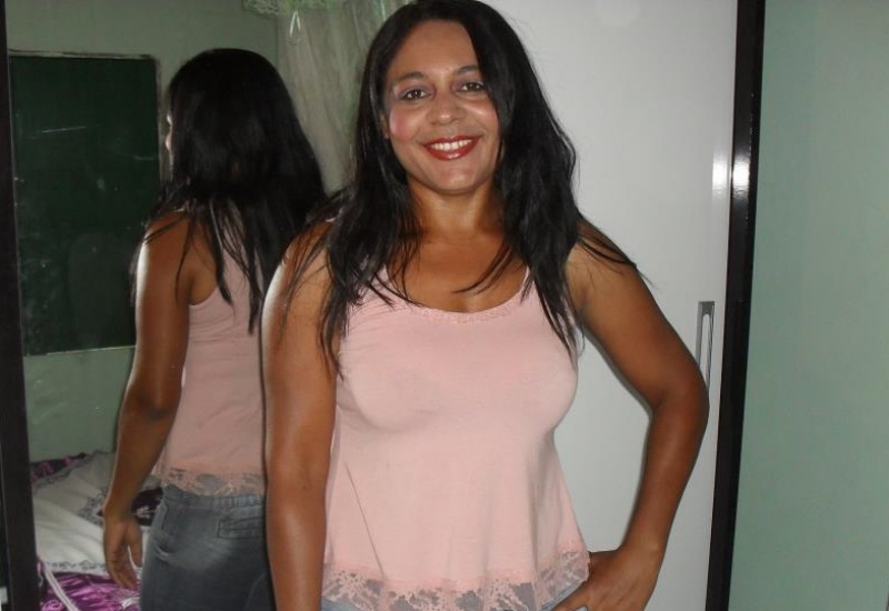 Imagem da vítima, Rita Ramos dos Santos. (Reprodução/Facebook)