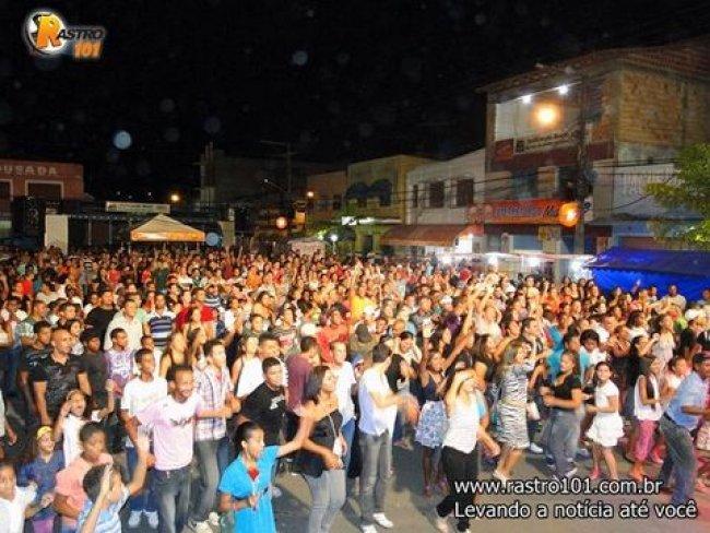 Tradicional festa da cidade foi cancelada em 2015 por conta de dificuldades que municípios estão enfrentando. (Foto: Rastro101)