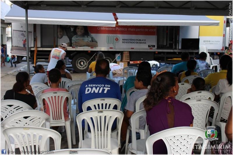 A unidade está instalada na Praça Castro Alves, centro da cidade. (Ascom-PMI)