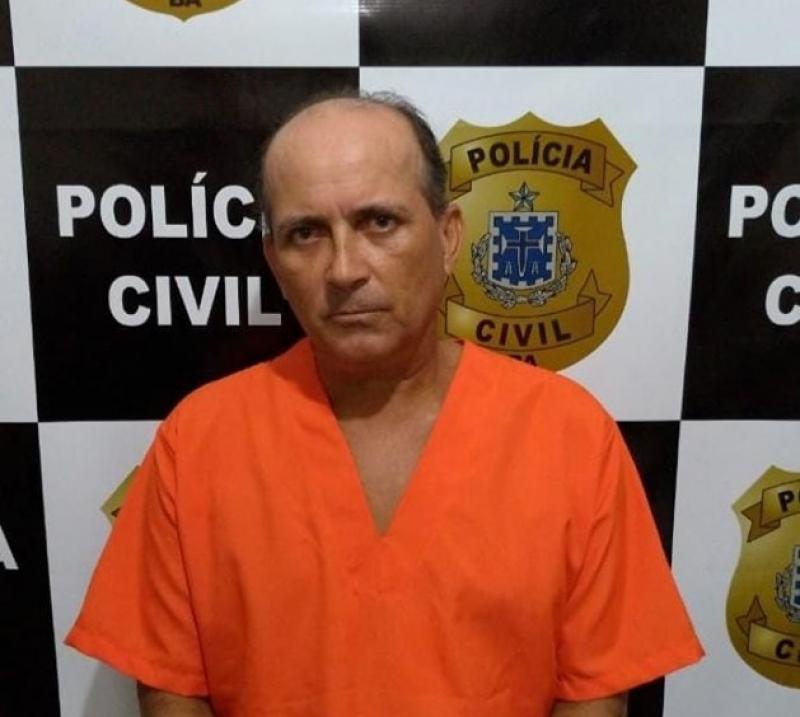 Acusado é professor e treinador de futebol. (Divulgação/Polícia Civil)