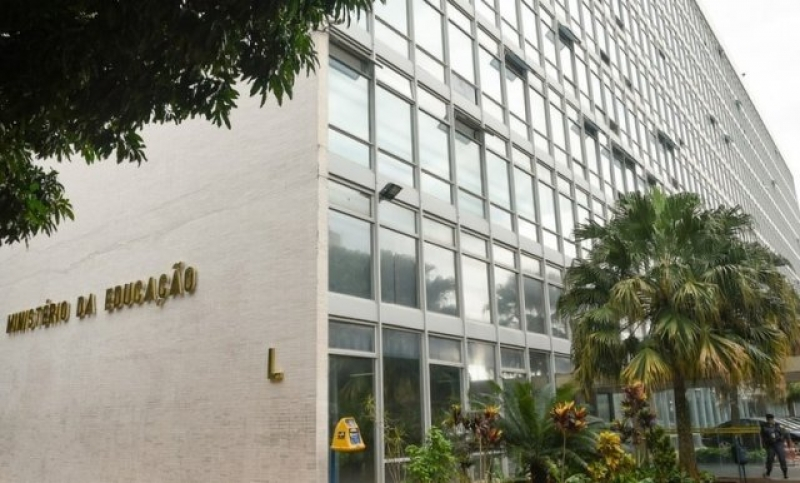 Ministério da Educação. (Reprodução)