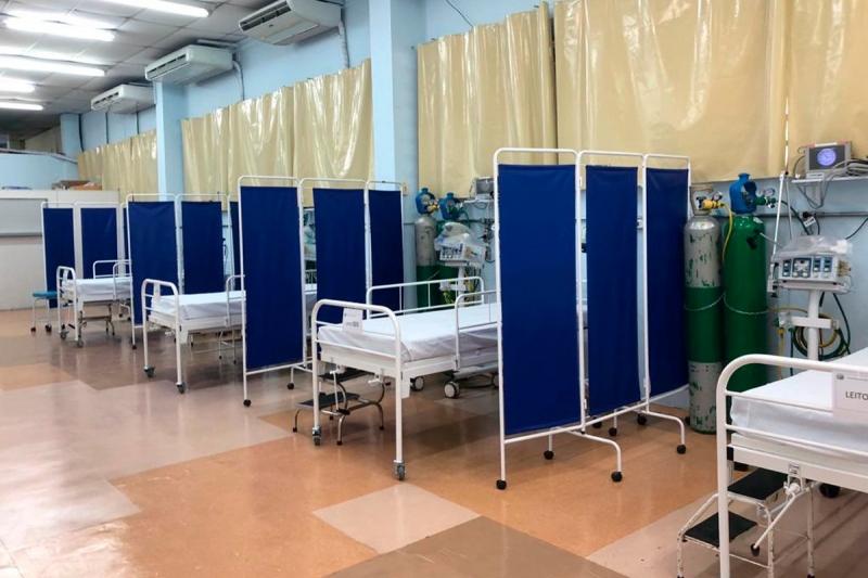Suzano e Veracel Celulose irão montar um hospital de campanha em Teixeira de Freitas, na Bahia, que contará com 20 leitos de UTI. (Reprodução)