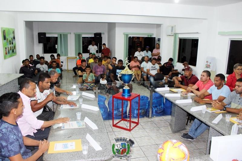 Lançamento aconteceu no último sábado (28). (ASCOM-Prefeitura de Itagimirim)