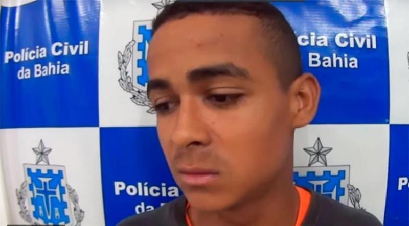 Juarez Dias do Vale confessou ter cometido o crime. (Foto: Blitz Conquista)