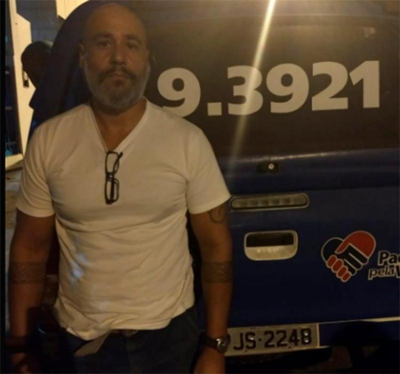 Homem de 52 foi preso em flagrante. (Foto: Divulgação/SSP-BA)