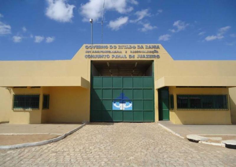 Homem foi encaminhado ao Conjunto Penal da cidade de Juazeiro. (Reprodução)