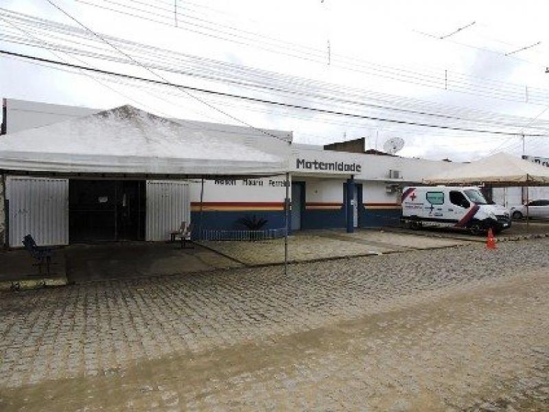Paciente estava internado no hospital do município. (Reprodução)