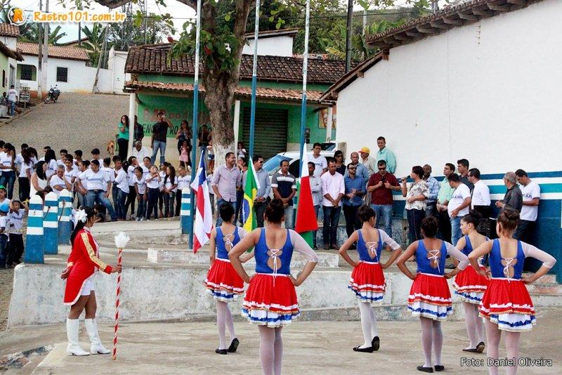 Evento foi realizado pela manhã em União Baiana (Daniel Oliveira)