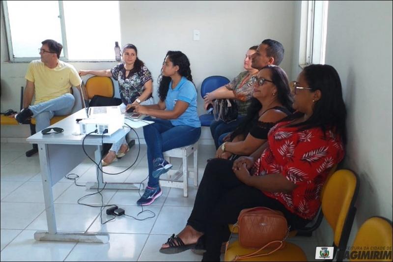 Profissionais da saúde do município se reunirão para discutir medidas de enfrentamento contra o avanço do coronavírus. (ASCOM-Prefeitura de Itagimirim)