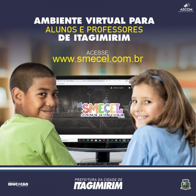ASCOM-Prefeitura de Itagimirim-Divulgação