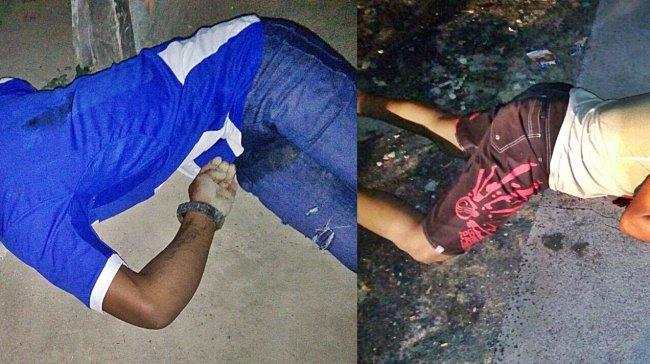 Duas pessoas foram mortas em Itapebi. (Foto: Internauta/Rastro101)