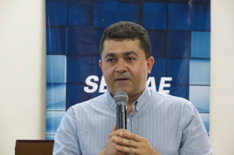 Gerente regional do Sebrae, Alex Brito (Divulgação)