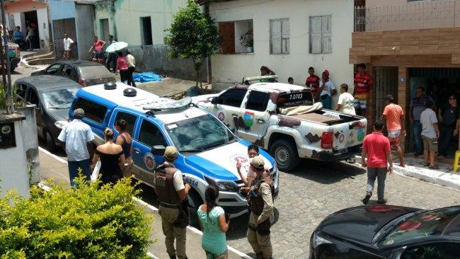 CAEMA realizava blitz perto de Itagimirim. (Foto: Rastro101)