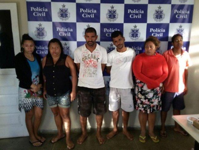 Foto divulgação Polícia Civil