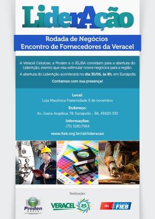 Convite para o evento (Divulgação)