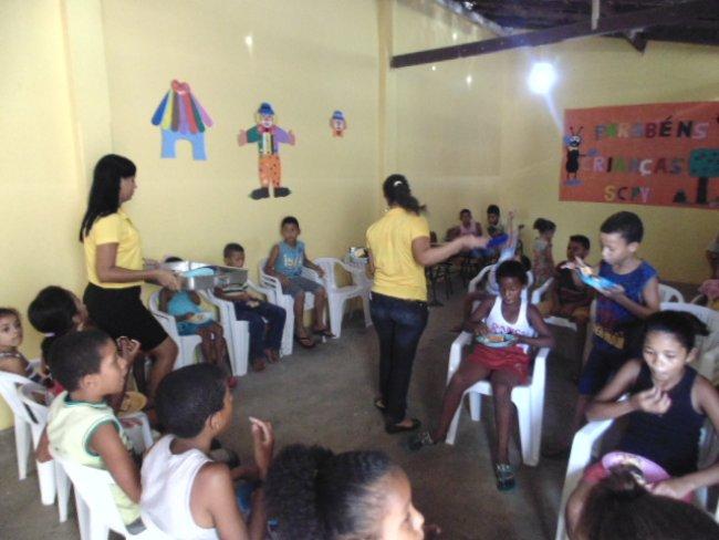 O Serviço de Convivência e Fortalecimento de Vínculo retornou às atividades na última terça-feira (29) (ASCOM)