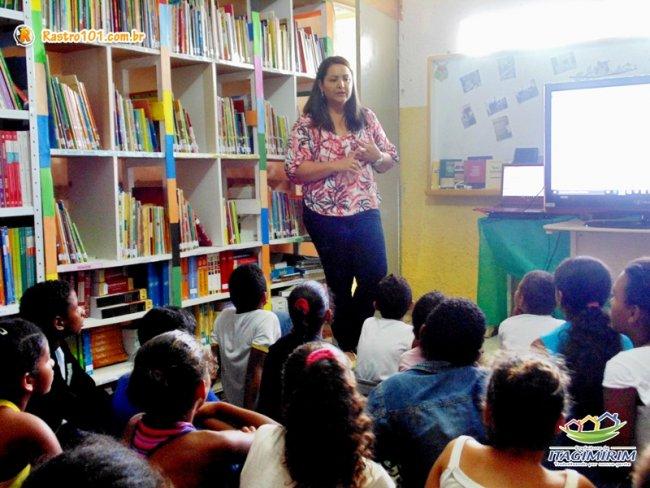 É nosso dever fazer uma sociedade melhor, sem abuso e exploração sexual, conclui a assistente social do CRAS, Manuela Ferreira. (ASCOM)