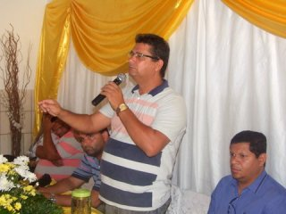 Prefeito Rogério Andrade