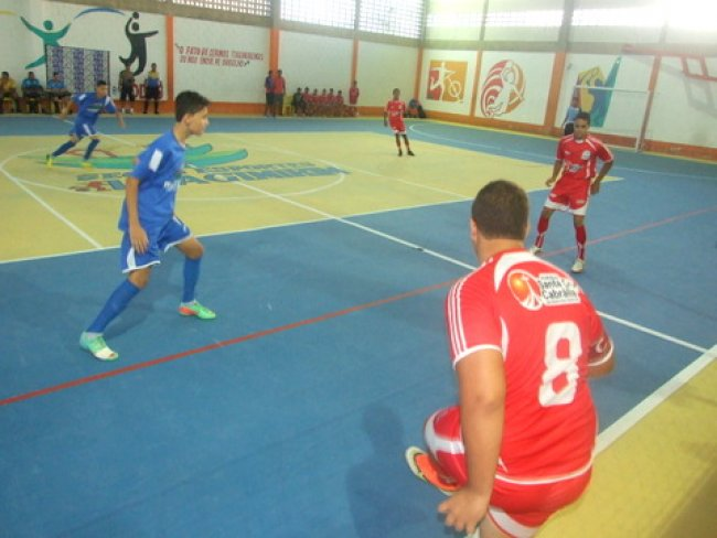 Itagimirim sediou abertura da Taça Extremo Sul Baiana de Futsal. (Foto: ASCOM)