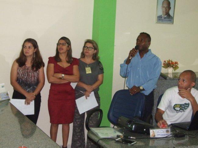 Toda a equipe da Secretaria Municipal de Educação foi mobilizada para que o evento acontecesse da melhor forma possível. (Foto: ASCOM)