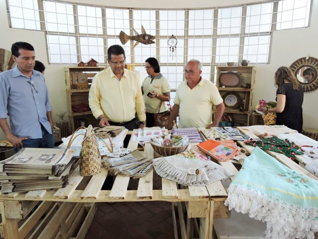 A loja já está de portas abertas, funcionando na galeria Walter Moreira, situada na Praça Olinto Leone. (Divulgação)