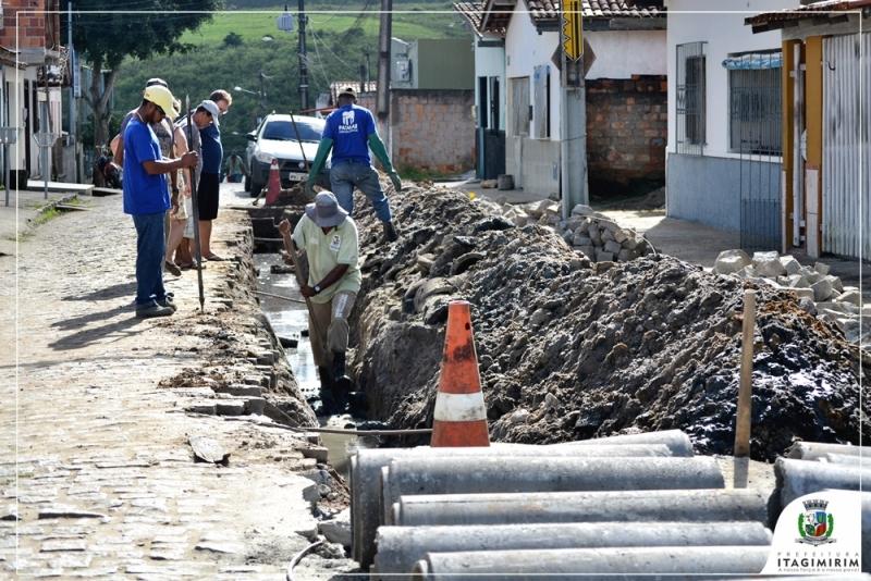 Ações são conduzidas pela Secretaria de Infraestrutura e Obras. (Divulgação)
