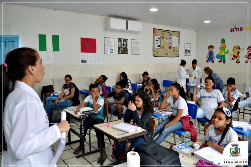 O programa irá atender todas as escolas da rede municipal e estadual de ensino, incluindo o distrito de União Baiana. (Divulgação)
