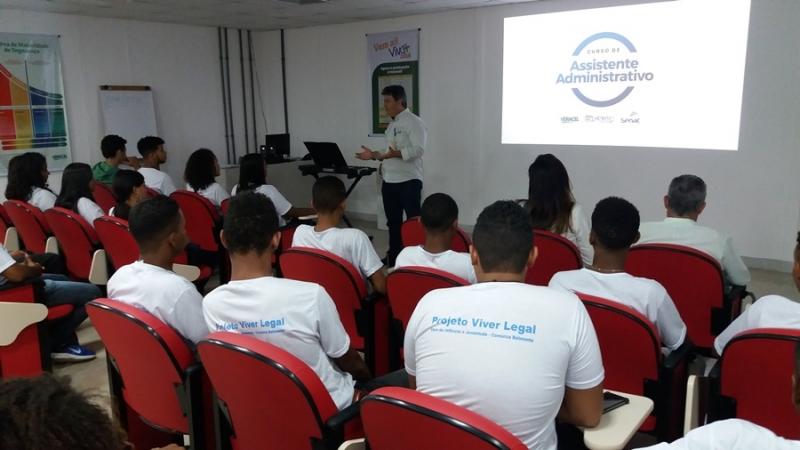 O curso foi iniciado em maio e teve duração de 160 horas aulas práticas e teóricas. (Divulgação)