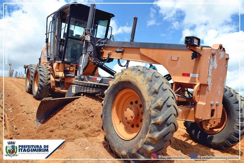 O trecho em questão, situado em uma região montanhosa na Fazenda Amarra Boi. (Ascom/Divulgação)