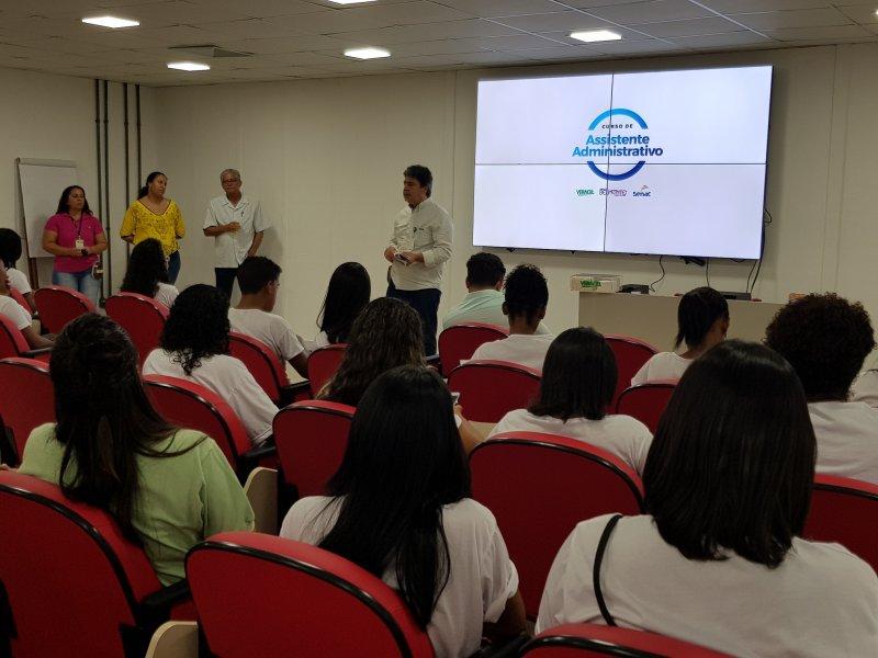 O curso teve duração total de 160 horas e foi organizado em três módulos (Ascom/Veracel)