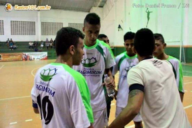 Itagimirim participara da II Taça Extremo-sul Baiana de Futebol. (Arquivo/Rastro101)