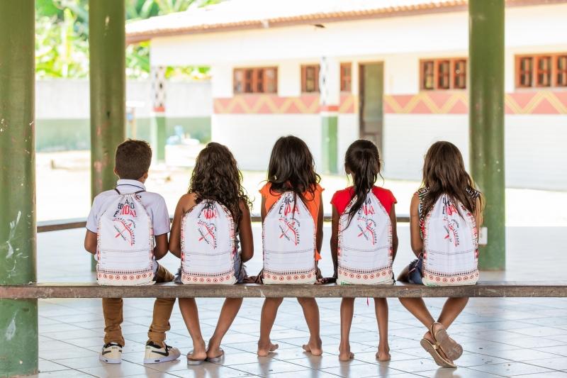 Nos últimos cinco anos, a Veracel investiu mais de R$ 3 milhões em ações junto às comunidades indígenas. (Foto: Ernandes Alcântara)