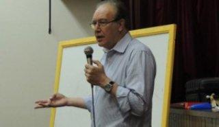 Professor Doutorando Hamilton Werneck (Foto: viablog.org.br)