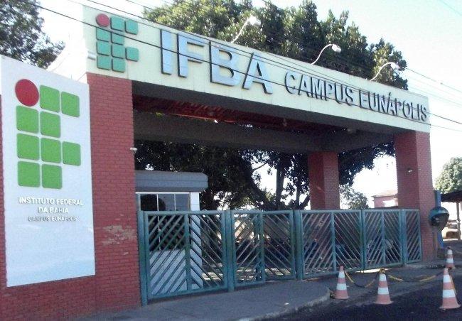 IFBA - Campus Eunápolis