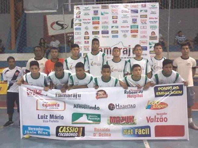 Equipe de Itagimirim.