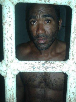 King Kong foi preso depois de surto em praça pública (Divulgação/PC)